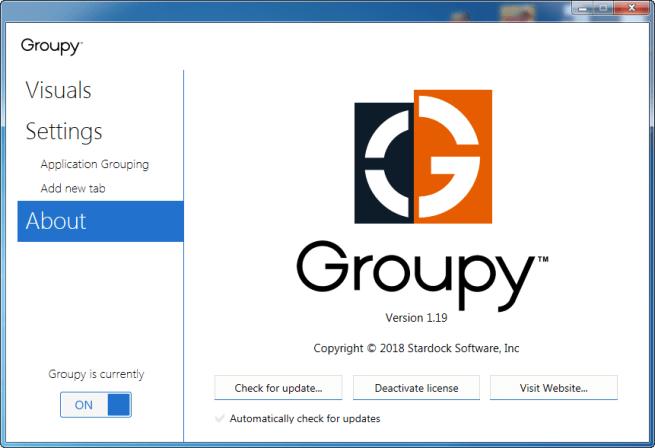 Stardock Groupy 1.3 With Crack Latest Version