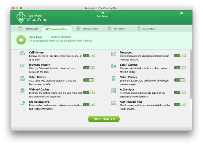 TenorShare IcareFone keygen Free Download