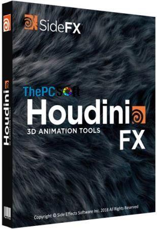 sidefx houdini crack free download