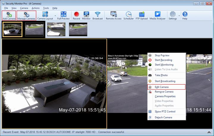 Security Monitor serial key