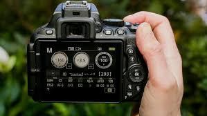 nikon camera for patch