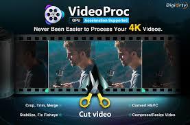 VideoProc crack serial key