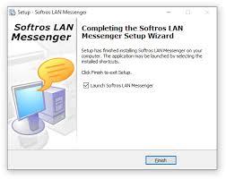 Softrose LAN Messenger download
