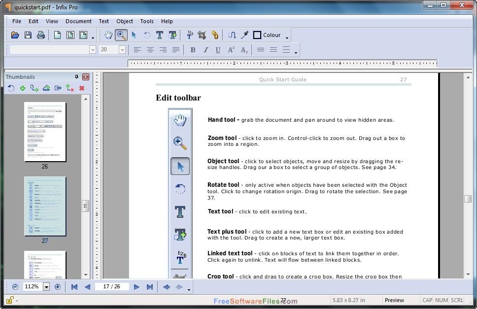 Infix PDF Editor keygen