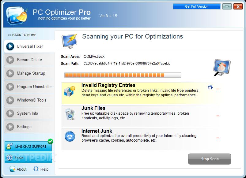 Asmwsoft PC Optimizer download
