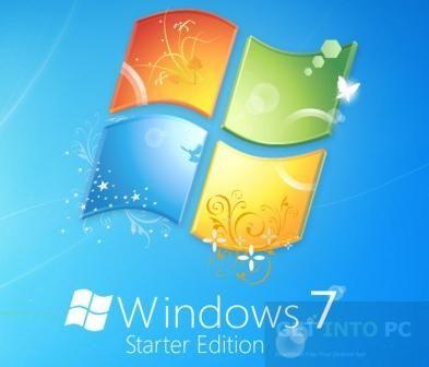 Windows 7 Starter for pc