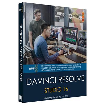 DaVinci Resolve Studio free for pc
