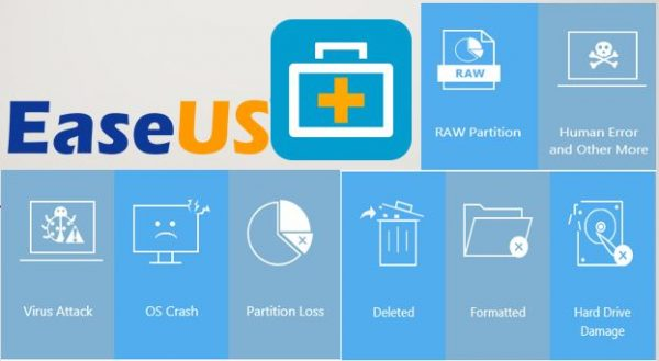 EaseUS Data Recovery Wizard 13.6.0 free download for pc