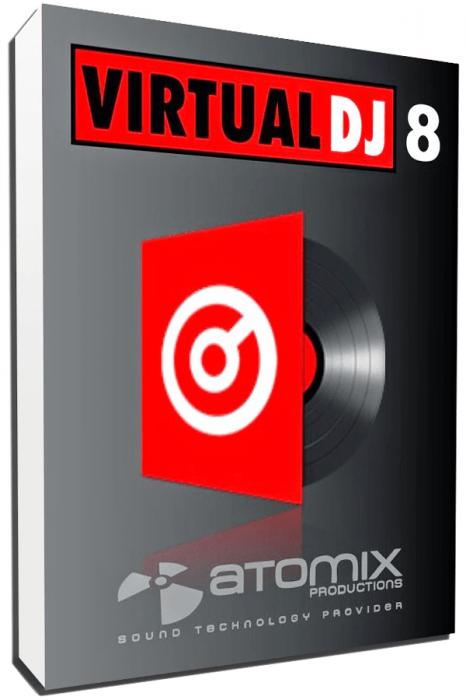 Virtual DJ Pro 8 free download for PC