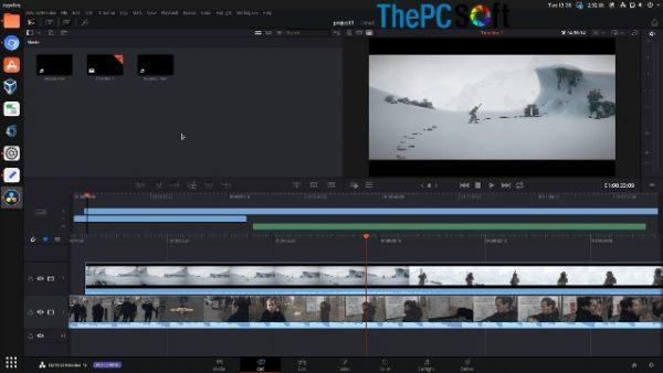 DaVinci Resolve Studio free for mac