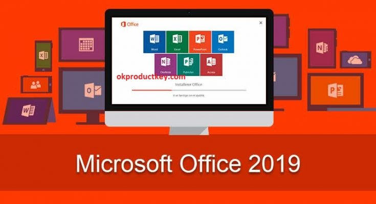 Microsoft Office 2019 Product Key Generator + Crack ISO Full Version
