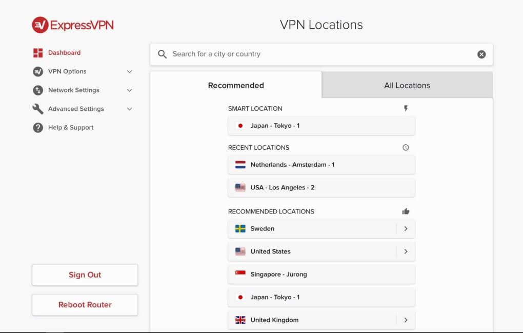 Express VPN 9.0.8 free for window