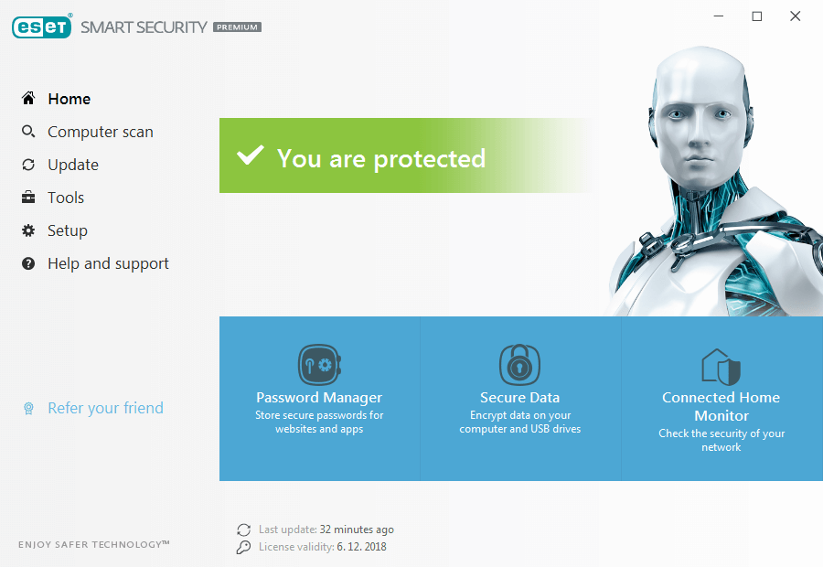 ESET Smart Security 13.2.18.0 for pc