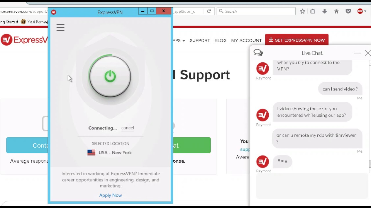 Express VPN 9.0.8 free for pc