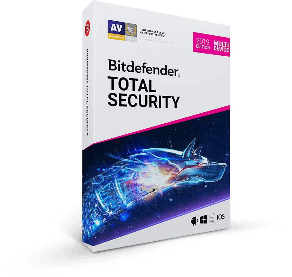 Bitdefender Total Security free for pc