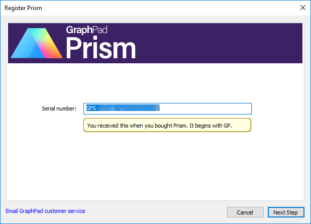 GraphPad Prism free for window