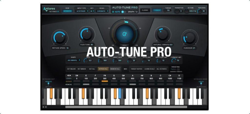 Antares AutoTune Pro for pc