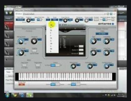 Antares AutoTune Pro for mac