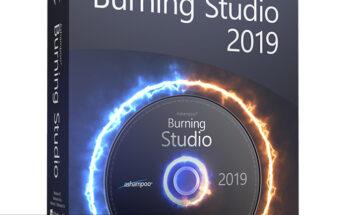 Ashampoo Burning Studio 2021 Crack 21.6.1.63 & Activation Key (Latest)