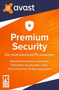 Avast Premier 2021 free for pc