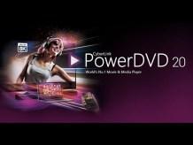CyberLink PowerDVD 20 for window