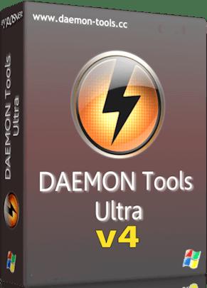 DAEMON Tools Ultra 5.8.0 License Key [Crack + Keygen] Full