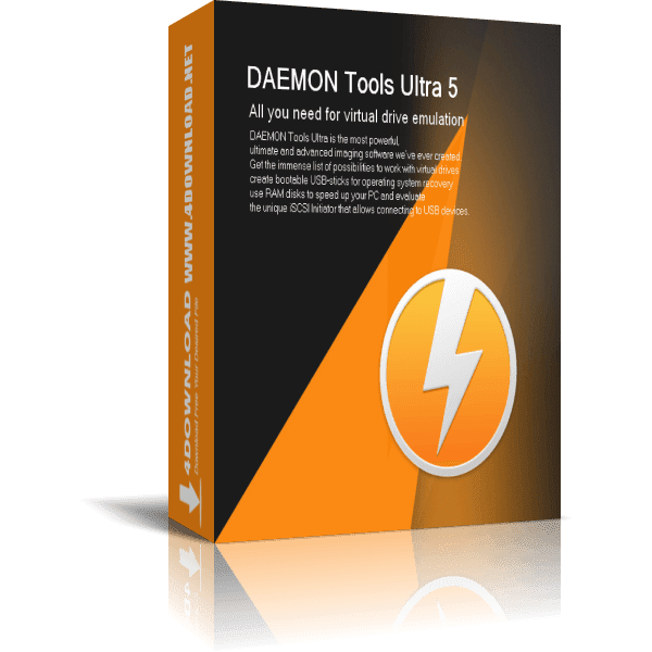 DAEMON Tools Ultra 5.8.0 free for pc