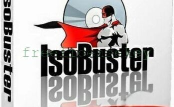 IsoBuster 4.6 Crack + Key Free Registration id 2021 {Latest}