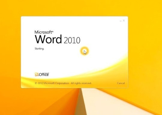 Microsoft Office Professional 2010 free for window