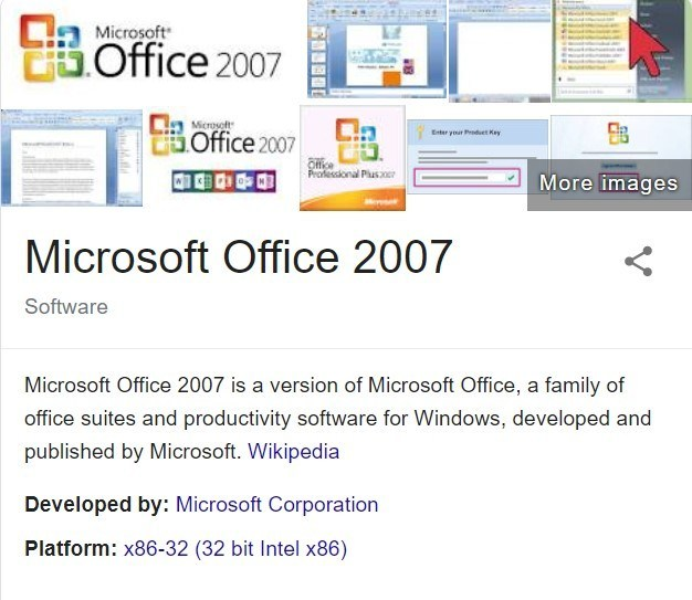 MS Office 2007 Product Key free for pc