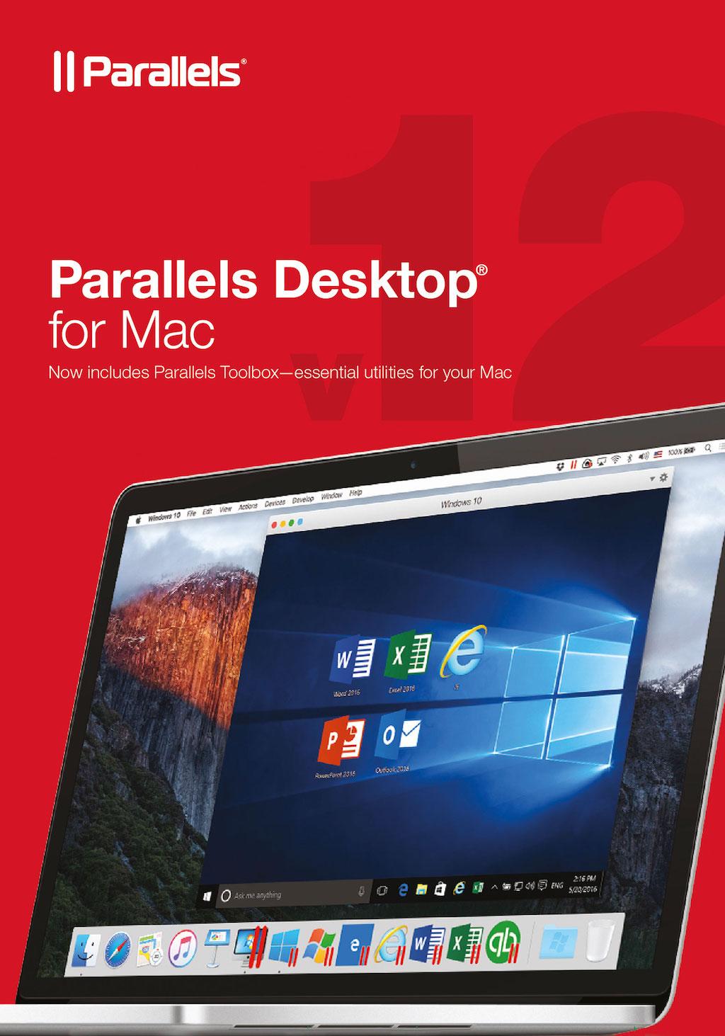 Parallels Desktop 16 Crack
