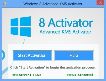 Windows 8 Activator free for pc