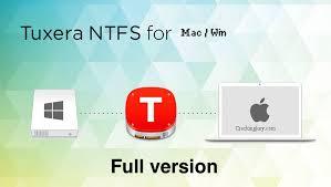 Tuxera NTFS free for mac