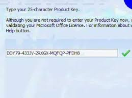 MS Office 2007 Product Key free for window