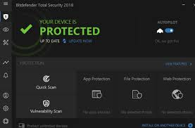 Bitdefender Total Security free for window