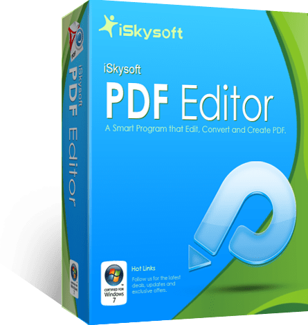 iSkysoft PDF Editor Pro 6.7.11 Crack + Registration Code Full Version