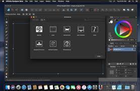 Serif Affinity Designer for mac