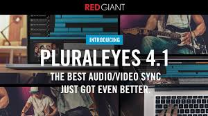PluralEyes 4.1.8 free for pc