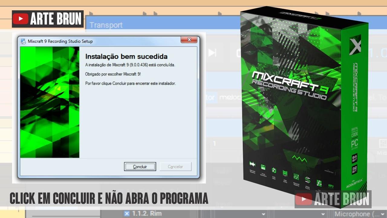 Mixcraft 9 free for mac