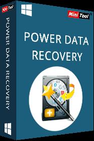 MiniTool Power Data Recovery 9.0 Crack + Serial Key 2021 [Latest]