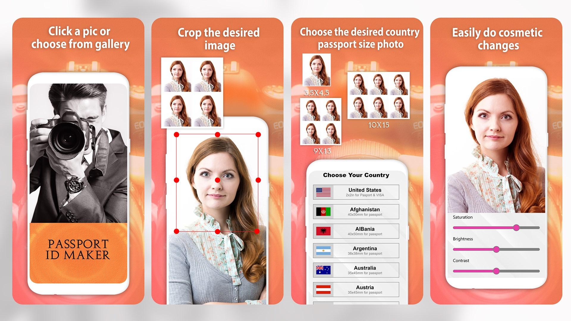 Passport Photo Maker 9.0 Crack With torrent  free download
