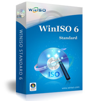 WinISO 6.4.1 Registration key with Crack