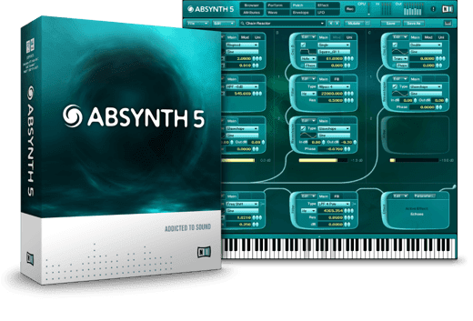 Absynth v5.3.4 Crack